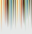 Retro color abstract background vector image vector image