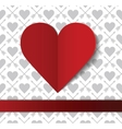 Valentines day postcard vector | Price: 1 Credit (USD $1)