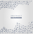 abstract background template geometric simple vector image vector image