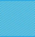 slanting strips on blue background vector image