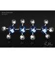 Butane Molecule Image
