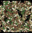 arid flectarn camouflage seamless patterns vector image vector image