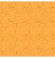 Cracked Desert Ground Background vector image vector image
