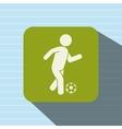 olimpic sport design vector image