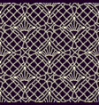 seamless texture of lace fabric handwoven crochet vector image vector image
