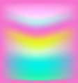 abstract holographic foil background vector image vector image