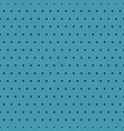 blue polka dots pattern background vector image vector image