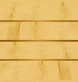 cartoon wooden table background planks vector image