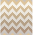 golden chevron seamless pattern background vector image vector image