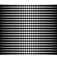 halftone gradation abstract monochrome repeatable vector image