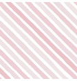 hand drawn diagonal grunge stripes of pink vector image