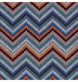 Style seamless knitted pattern vector | Price: 1 Credit (USD $1)