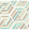 Seamless abstract geometry background pattern vector image vector image