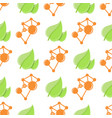 wallpaper design in environmental safe nature vector image