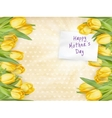 Beautifully Textured Card EPS 10 vector image vector image