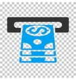 Bank Cashpoint Icon vector image