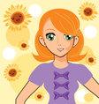 anime manga 16 vector image vector image