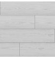 seamless wooden texture background old white vector image