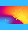 abstract blurred color background trendy gradient vector image vector image