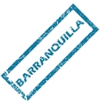 Barranquilla rubber stamp vector image vector image