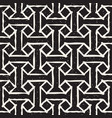 freehand seamless pattern modern stylish abstract vector image vector image