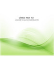 amazing abstract green background waves