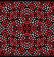 background seamless pattern abstract carpet vector image