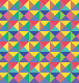 SEAMLESS COLORFUL PATTERN vector image