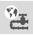 World oil industry consumption gas pipeline