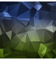 Polygon abstract texture web background vector image vector image