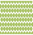 leafs plants ecology pattern vector image vector image