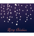 merry christmas card image perfect for greeting vector image vector image