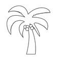 Palm the black color icon