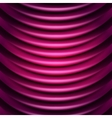 Multicolor background of wavy folds vector image vector image