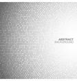 Abstract Circular Light Gray Background vector image vector image