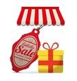 tag price fantastic sale online premium quaity vector image