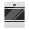 kitten steel equipment oven sale in store vector image