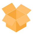 box icon isometric 3d style vector image