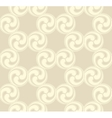 Natural linen striped vector image