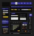 web design website element template a web design vector image