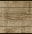 wooden plank background texture vector image