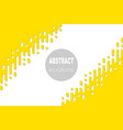 abstract original linear background with rounded vector image vector image