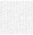 binary code digital technology background vector image vector image