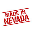 made in nevada stamp vector image vector image