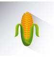 corn icon image vector image vector image