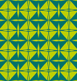 Quiet green pattern vector image
