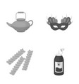 business trade industry and other web icon in vector image vector image