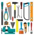 Home repair tools set vector image