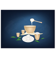 Fermented Camel Milk with Sour Flavor vector image vector image
