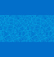 urban city map seamless texture vector image vector image